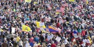 Tea Party Crowd