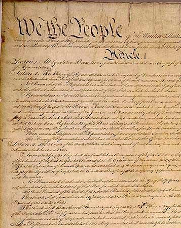 constittion essays The constitution of the united states was written as a set of rules for this country many of the rules have helped the country stay in order, but a great.